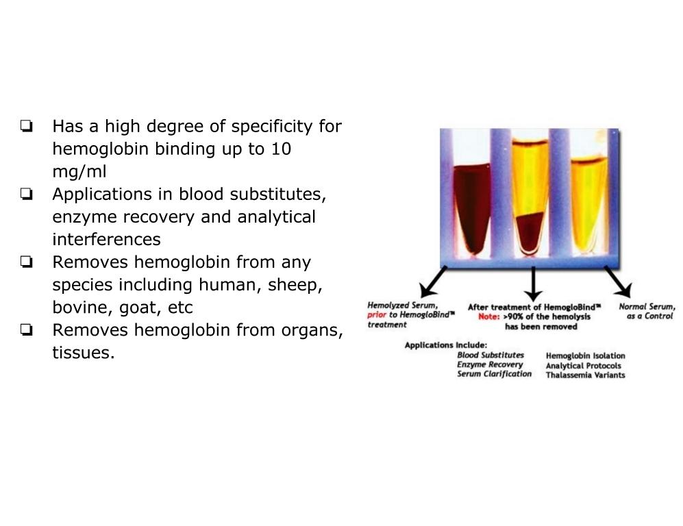 Blood Serum Studies   SEER Training